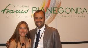 Grace and Franco JCK 2011